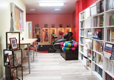 Students Lounge